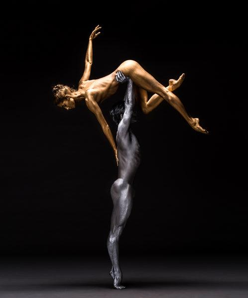 ballet dancers Naked