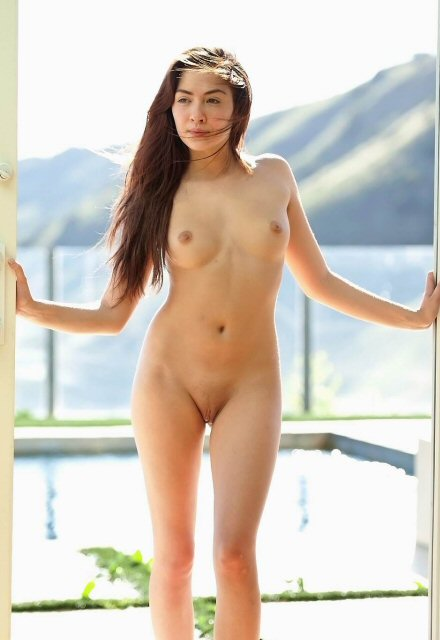 girls Shaved nudist naturist