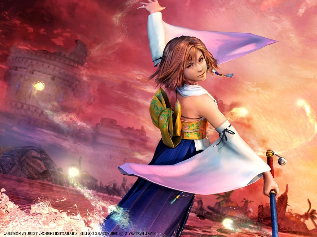 yuna Final fantasy x