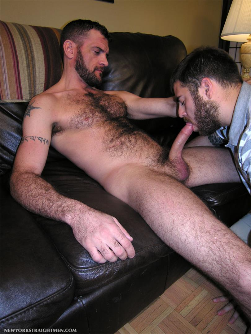 men Hairy straight