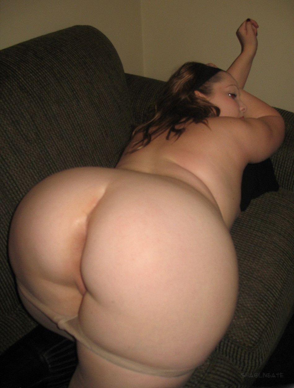 Big white ass videos