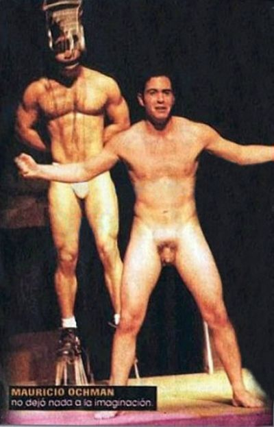 mcgregor nude Ewan full frontal