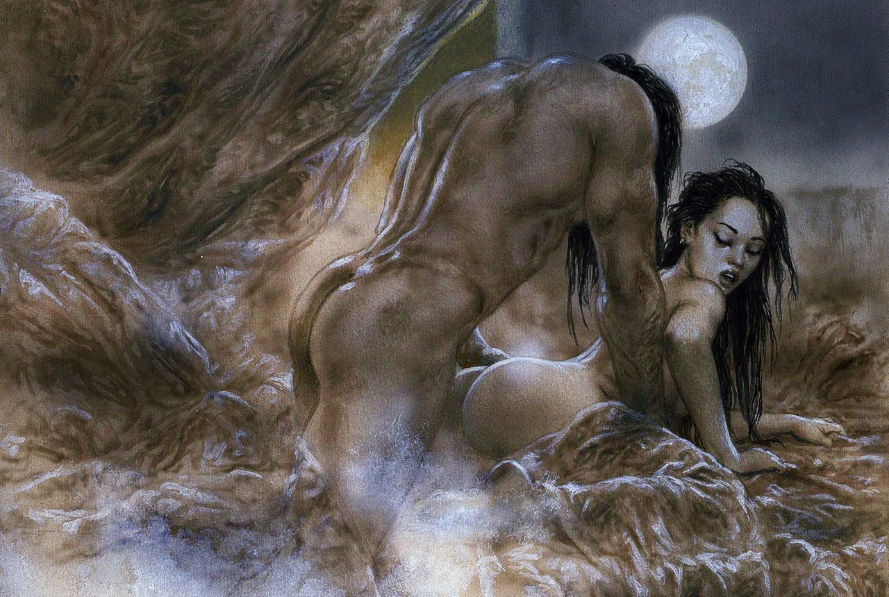 Photos of erotic fantasy art