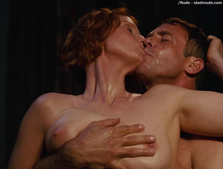 nude Actress cynthia nixon