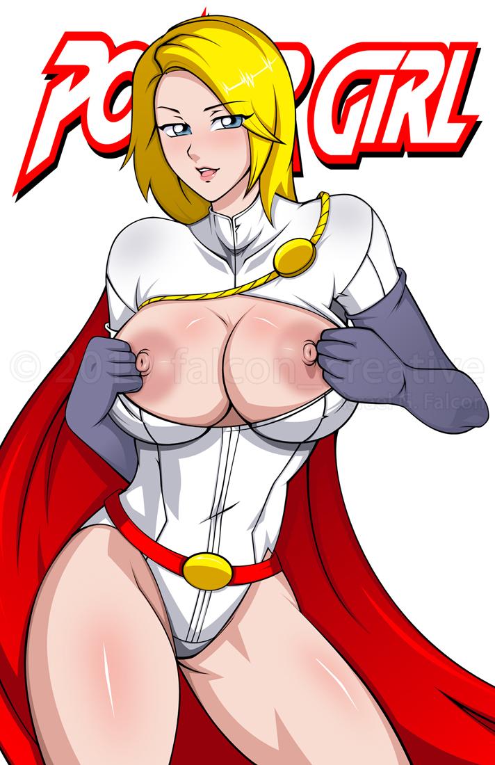 girl hentai Power