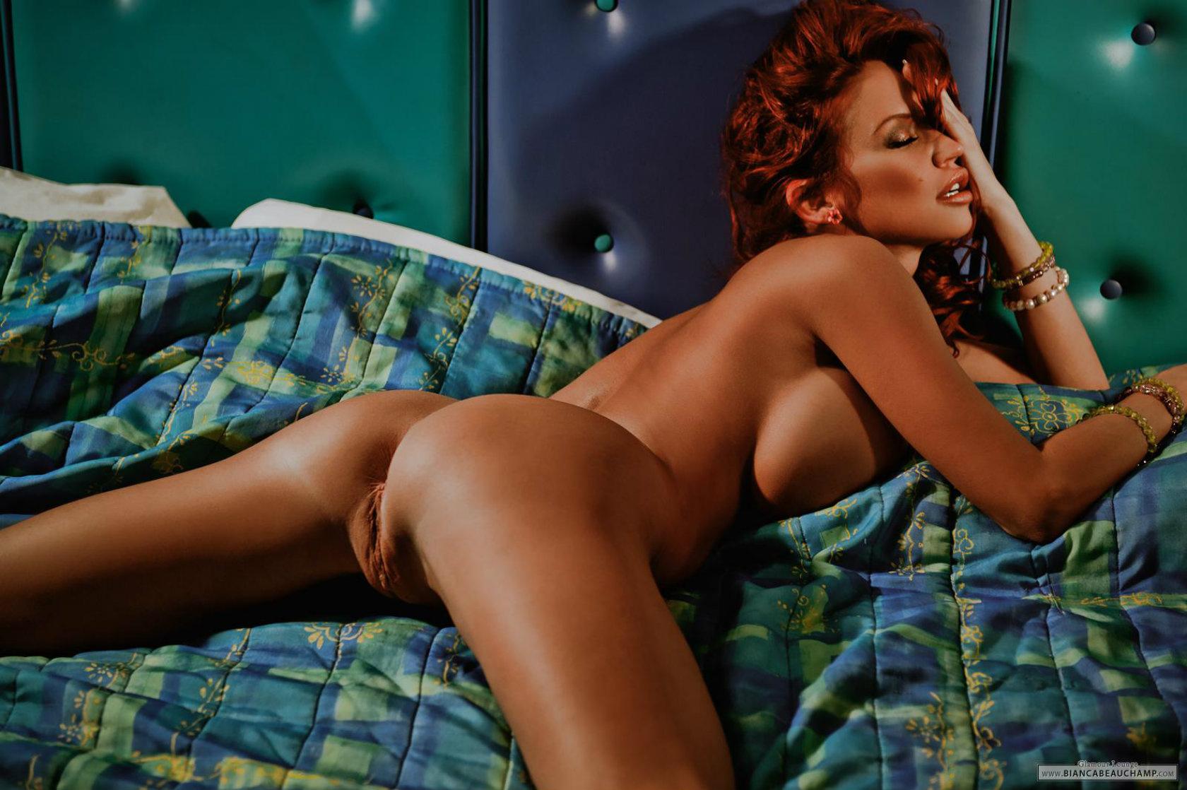 pussy Bianca beauchamp nude