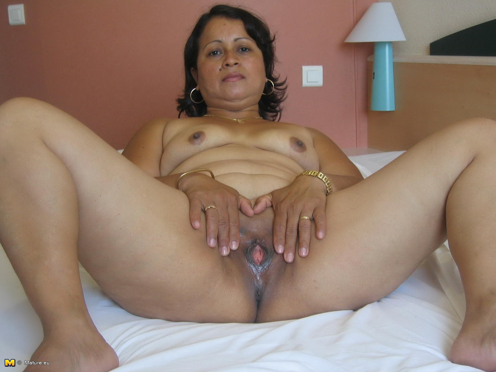 Old mature solo