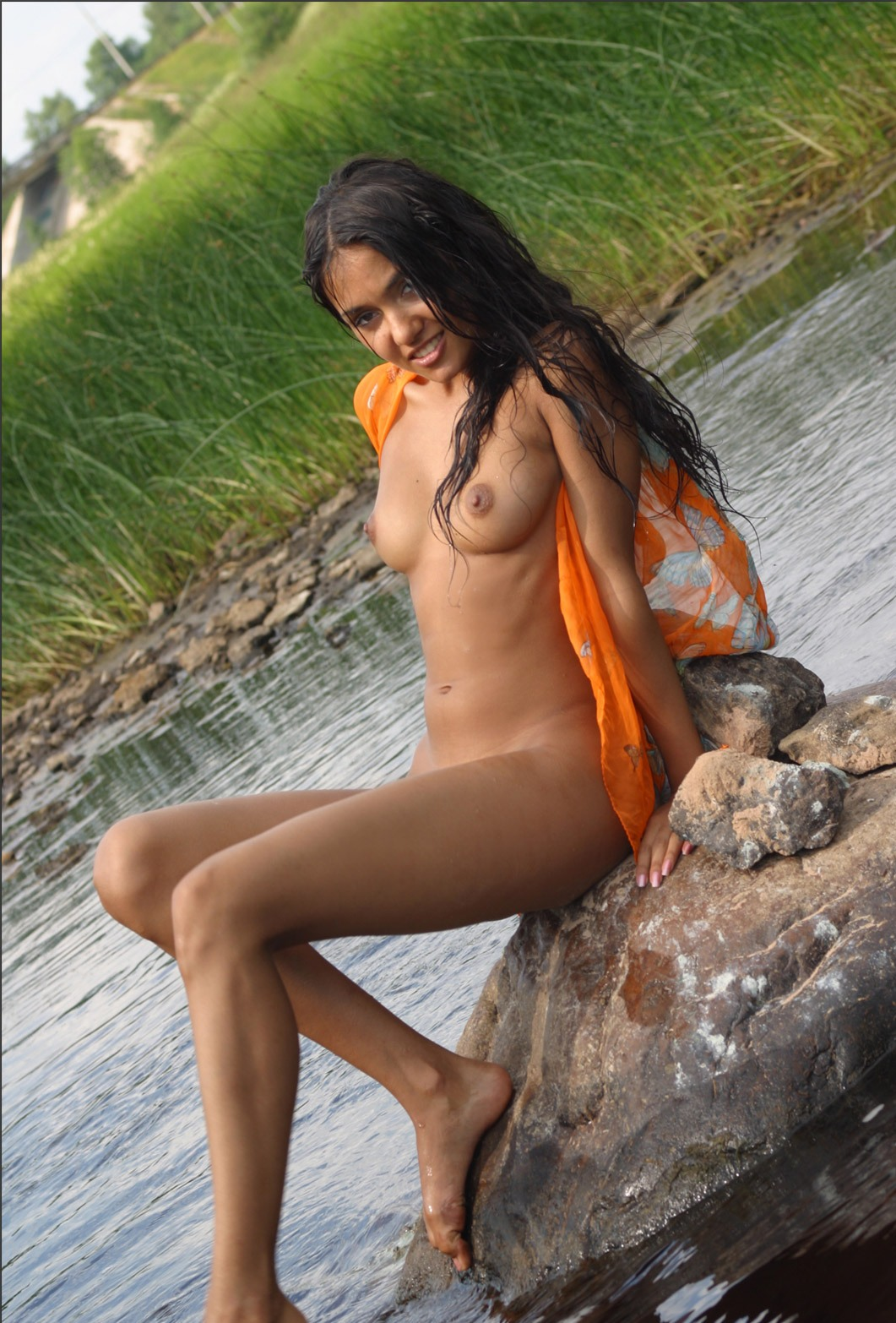 indian woman Nude