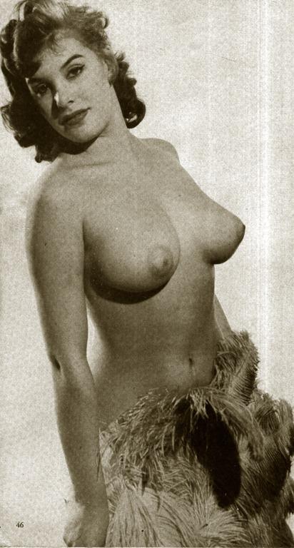 white nude Merrill