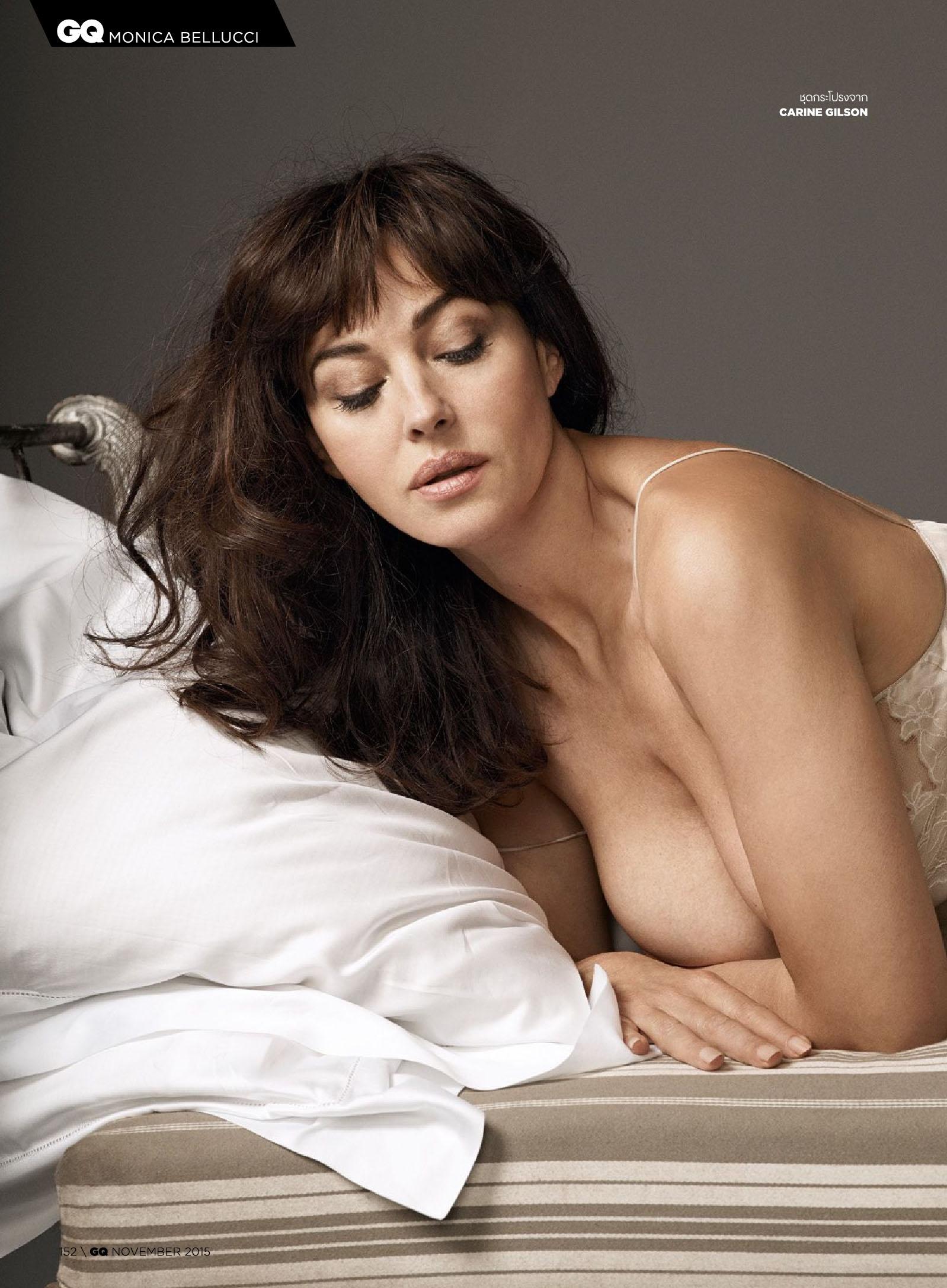 nude monica Anna bellucci maria