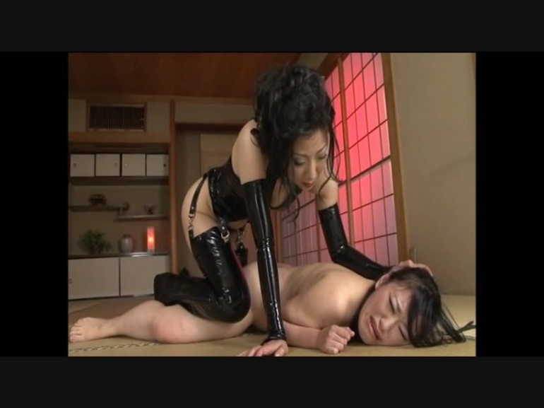 japan latex sex