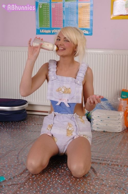 diaper dress girl Teen
