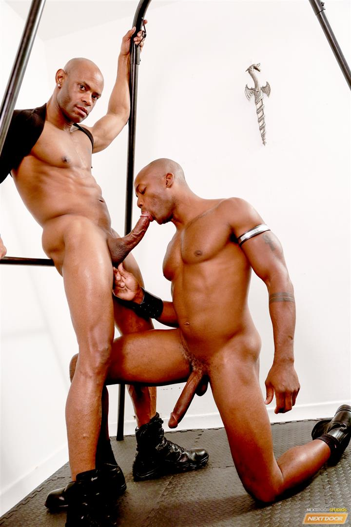 black gay men photos