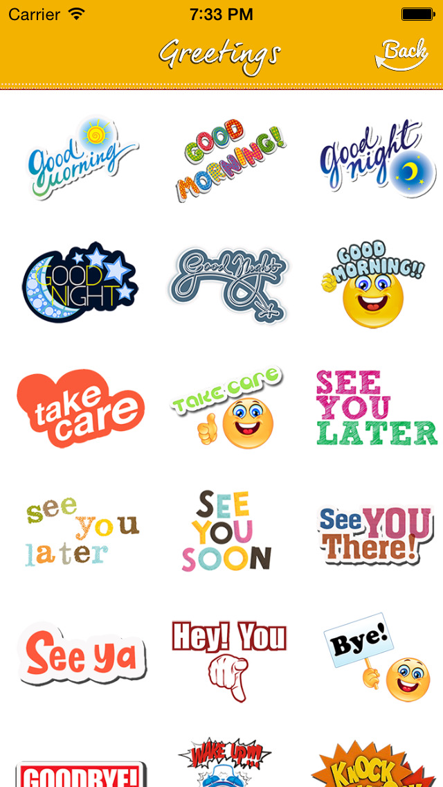 download sticker Adult free