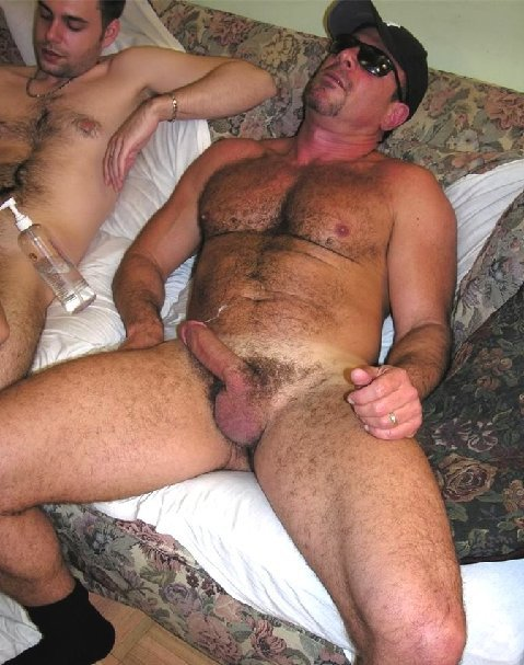 officer gay police Naked nude cop