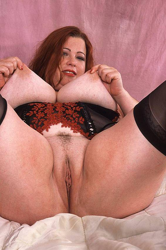 bbw sex Homemade redhead