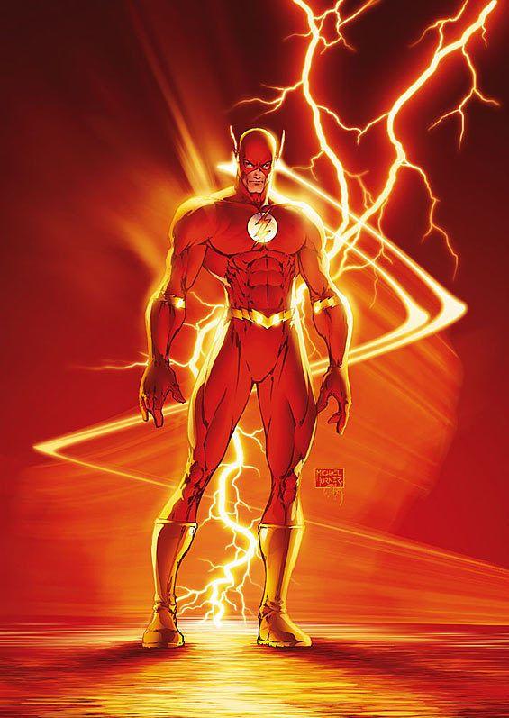 comics Flash dc