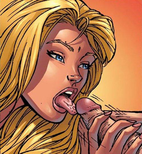 art comic book Erotic
