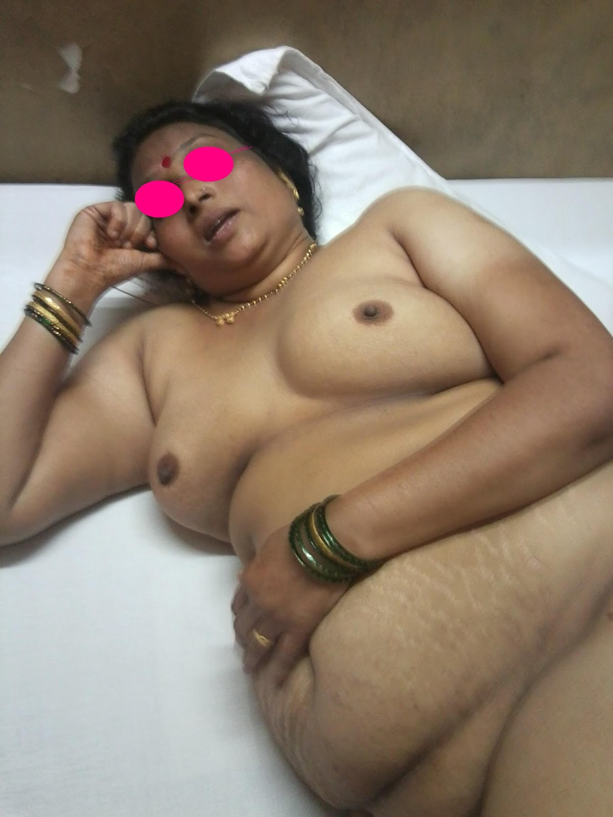 sexy big belly aunty Hot