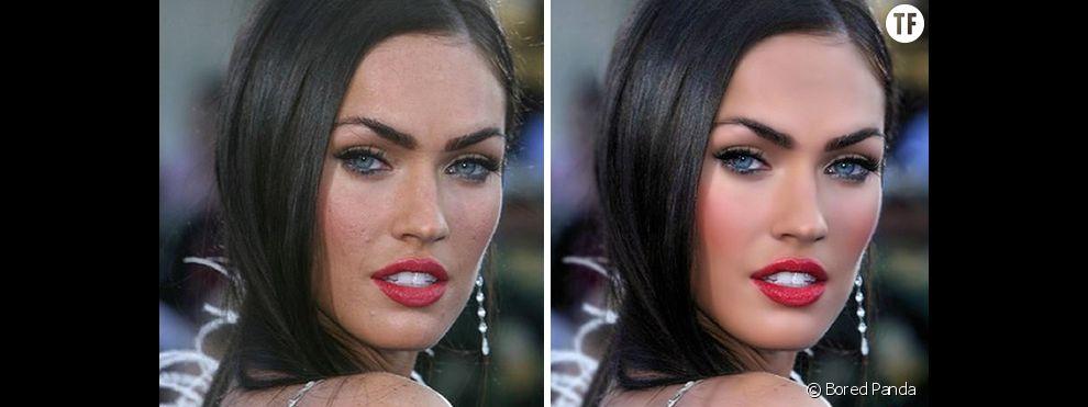 makeup Madonna without
