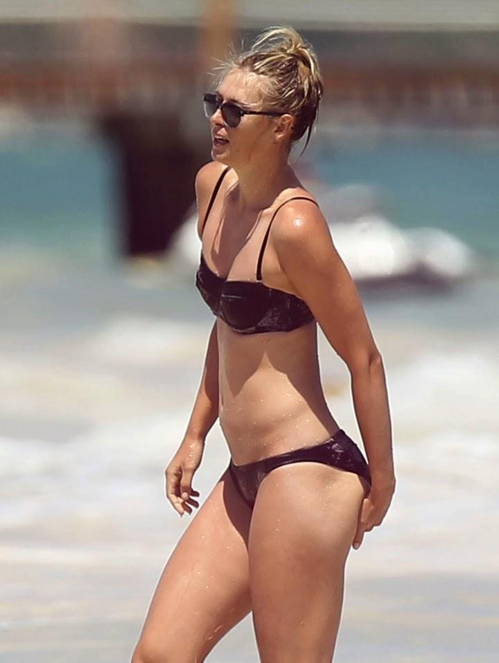sharapova bikini Maria