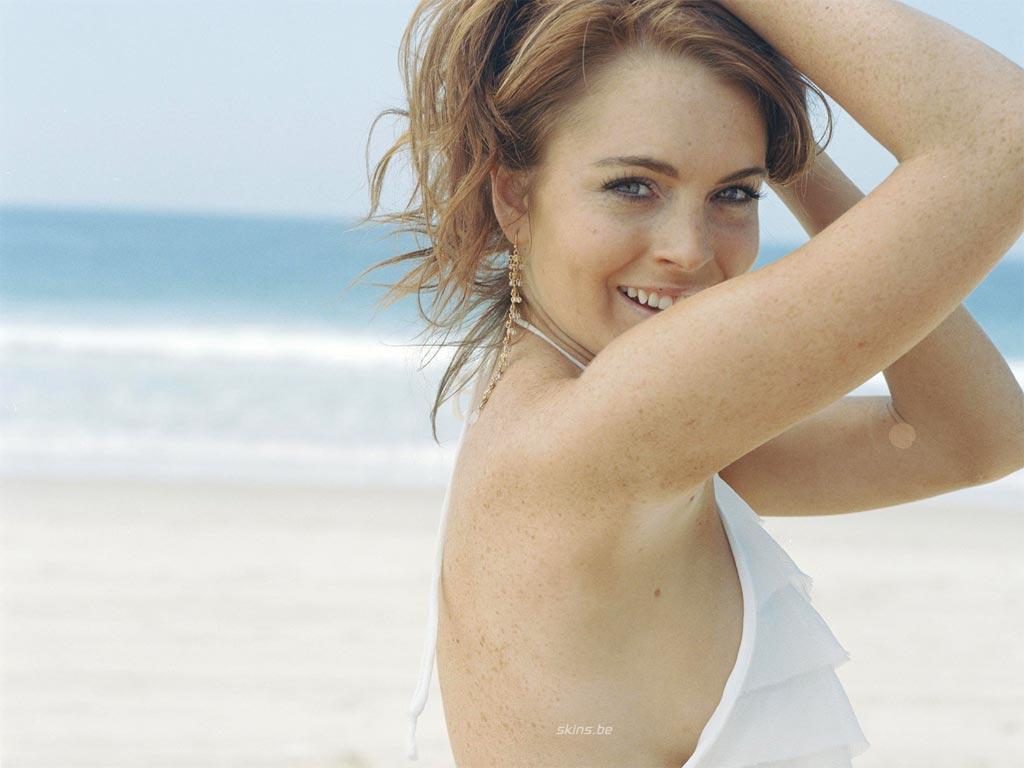 lohan bikini Lindsay