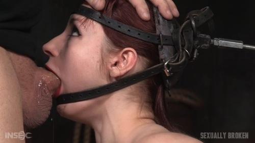 throat fuck Bondage