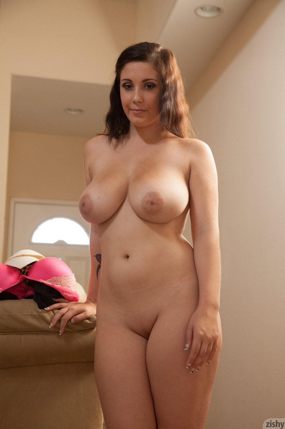 saggy tits older milf