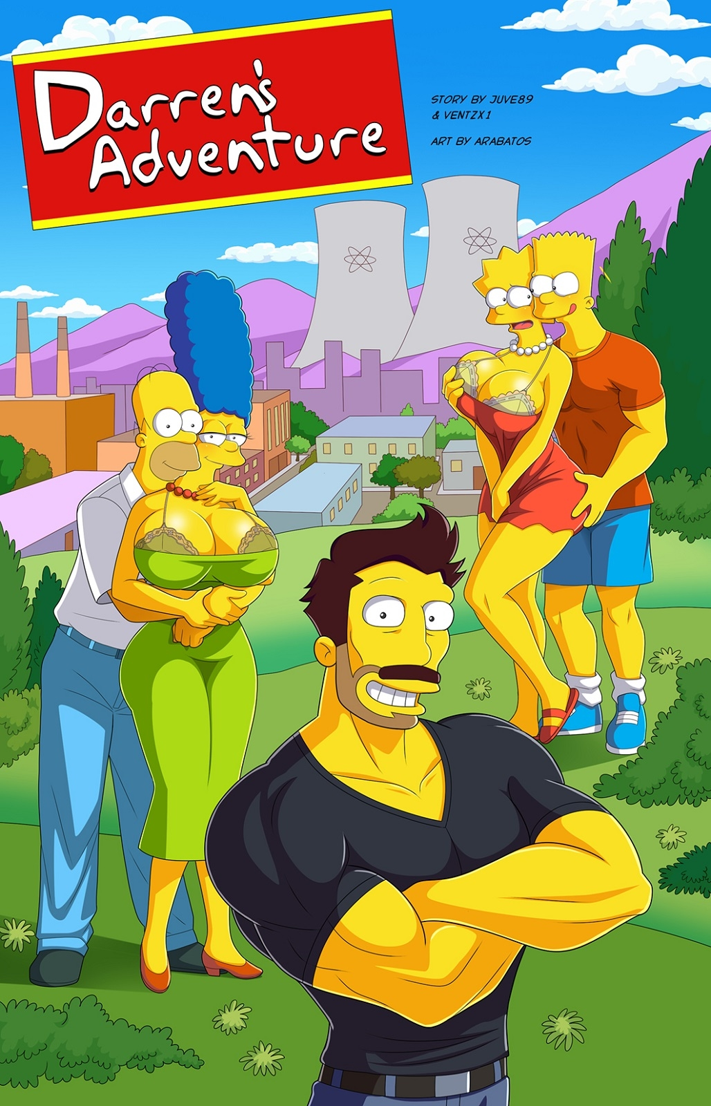 simpson and porn griffin bart Lois