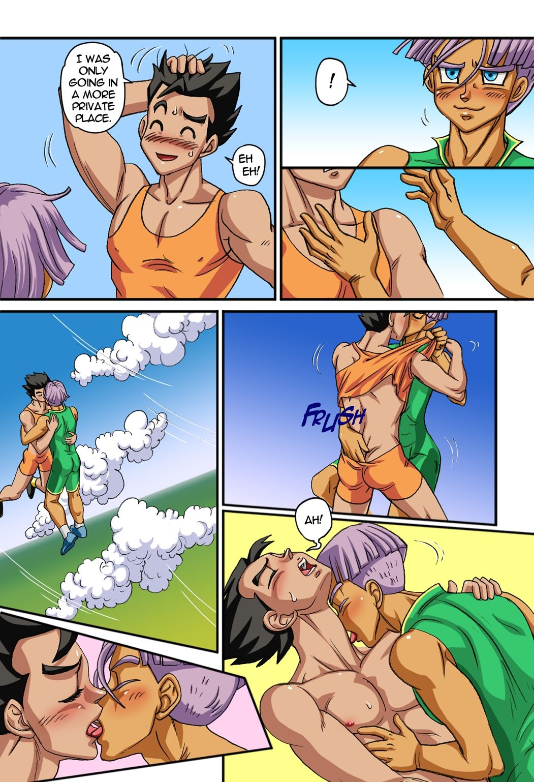 We are proud to be your choice for DBZ Yaoi, Gay, Bara, or Shota