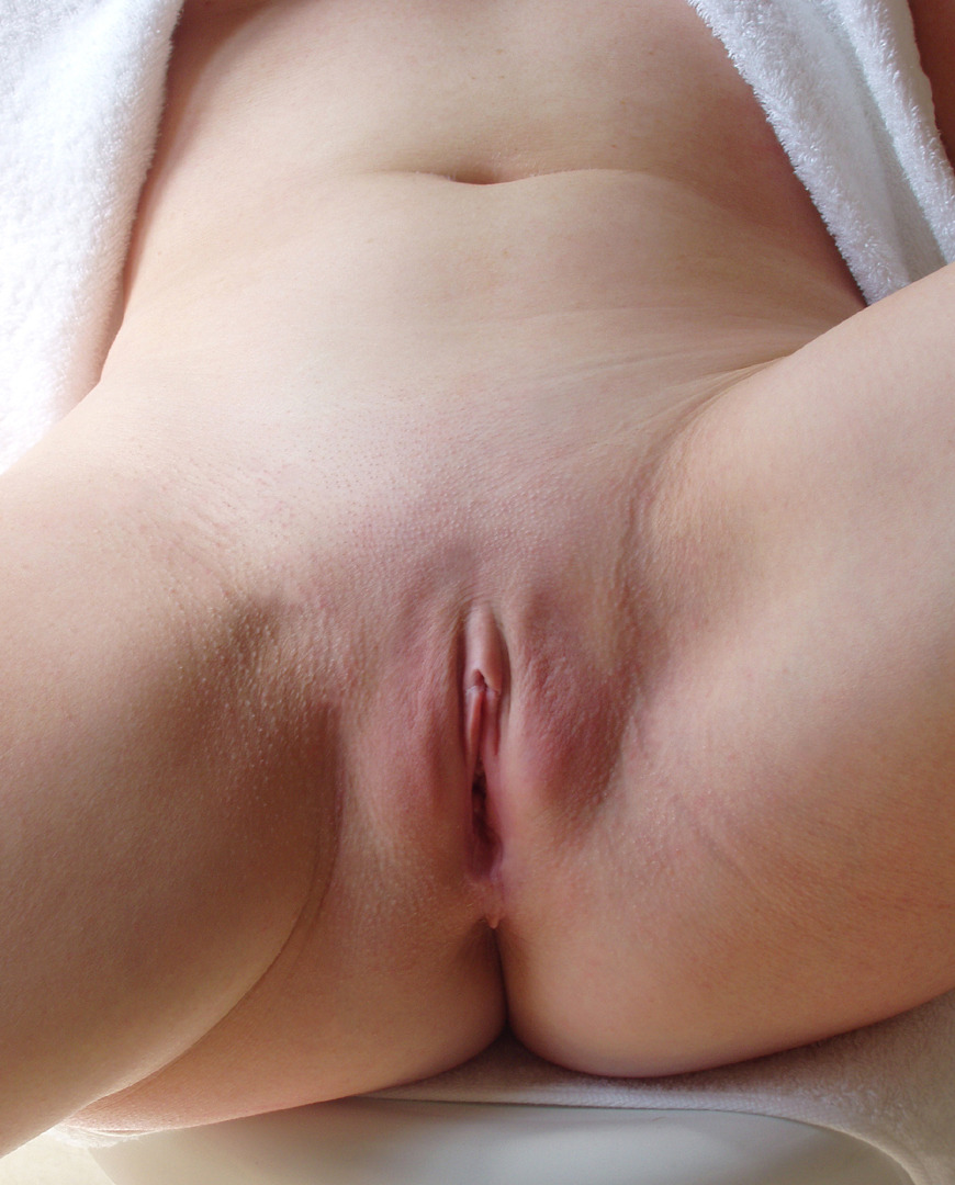 Smalltit les straponfucked from behind