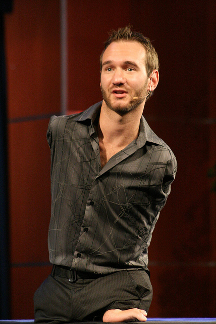 limbs no nick with vujicic Man