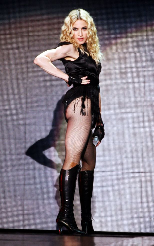 nude Madonna birthday