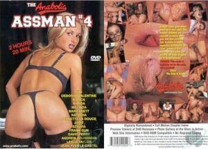 man Anabolic porn ass