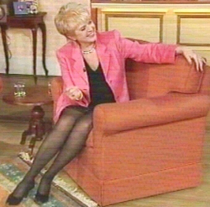 blonde Amateur granny mature