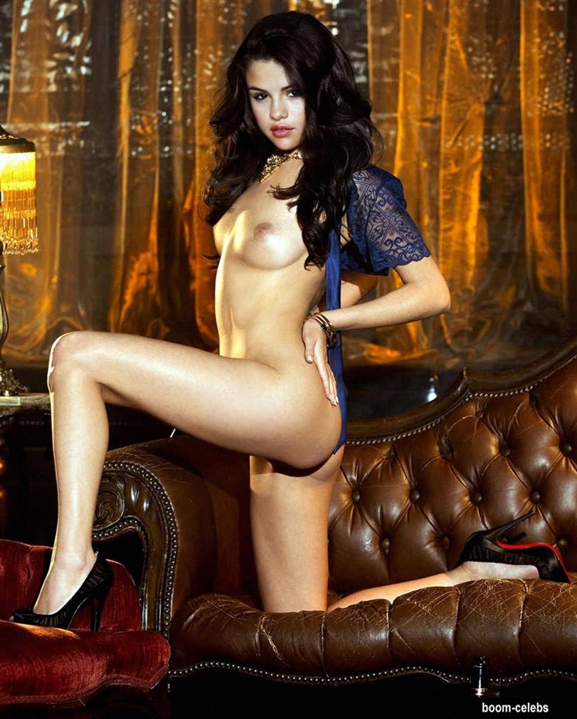 porn Naked selena gomez