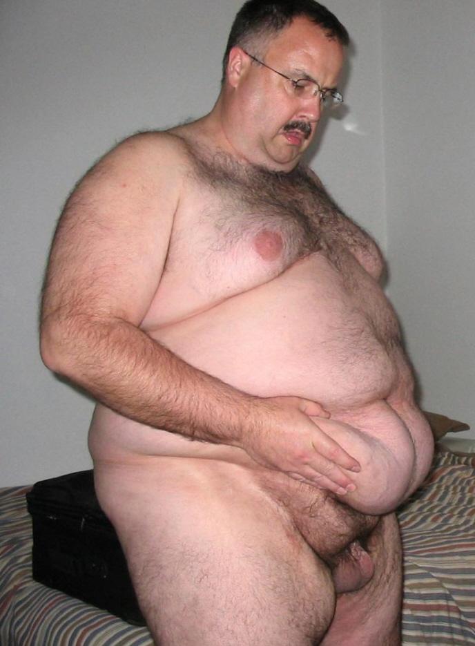 naked daddy Men