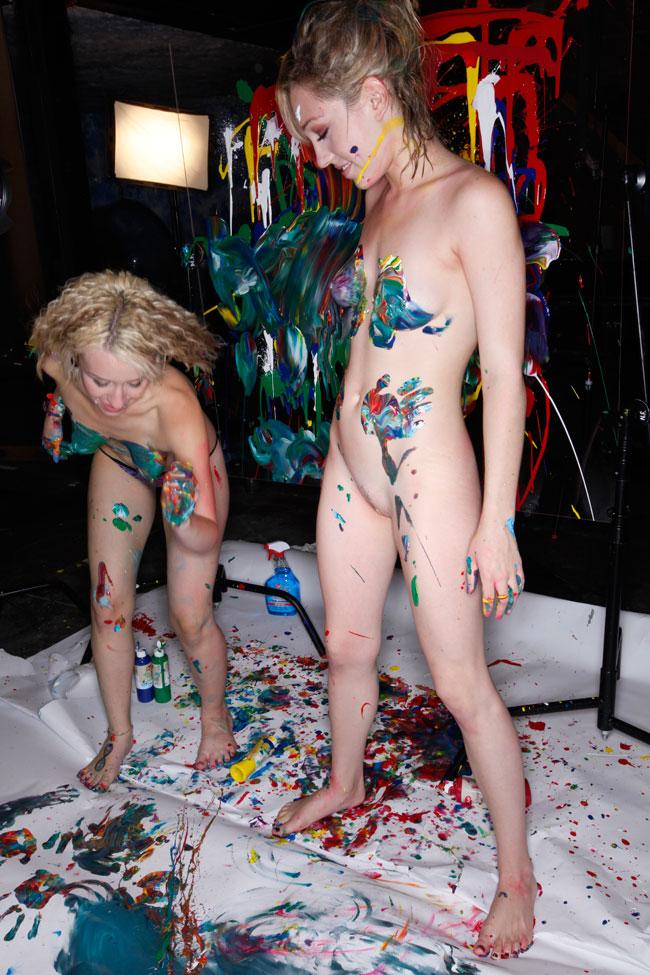 circus girl naked Sexy