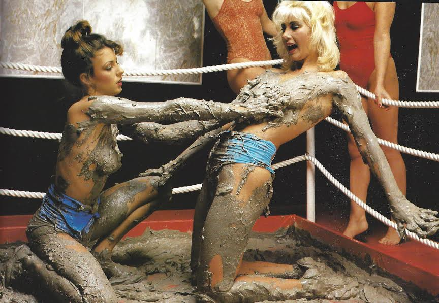 mud wrestling stripes Movie