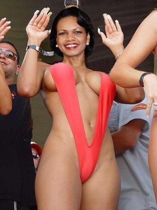 Condoleeza rice upskirt nude gallery