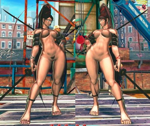 tekken x mod fighter Street nude