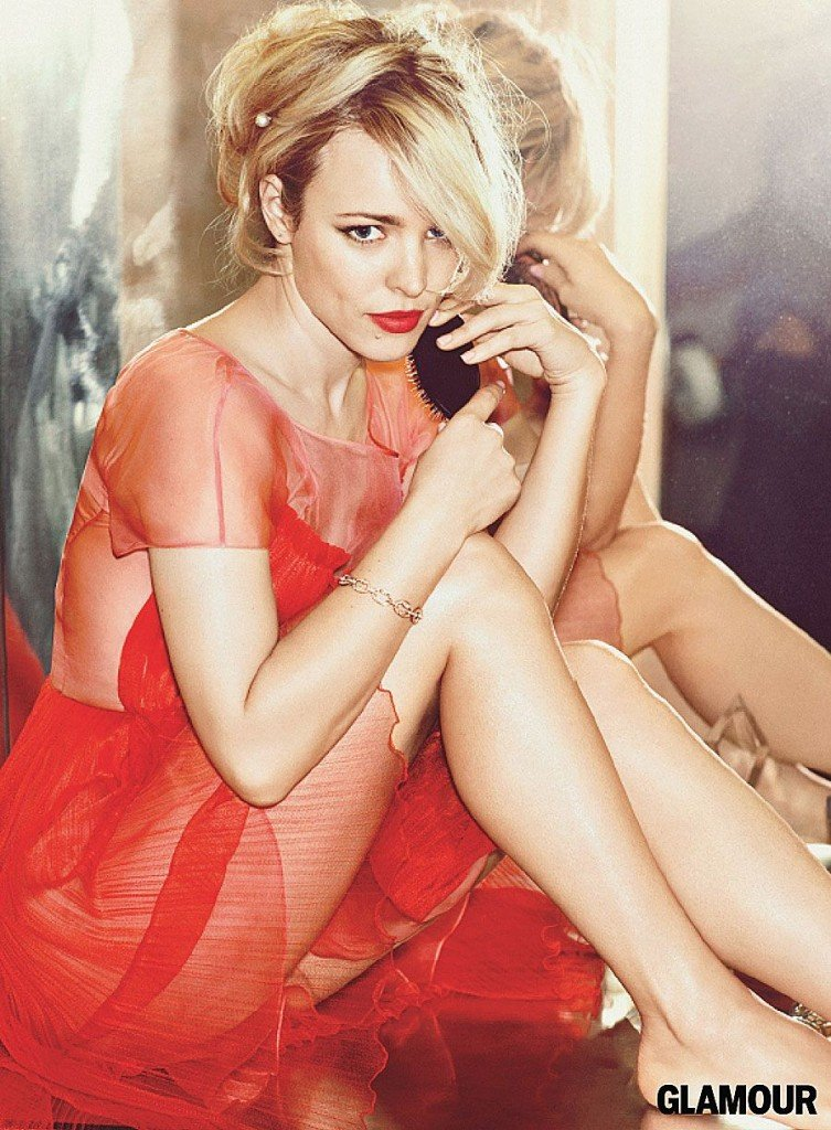 glamour Rachel mcadams
