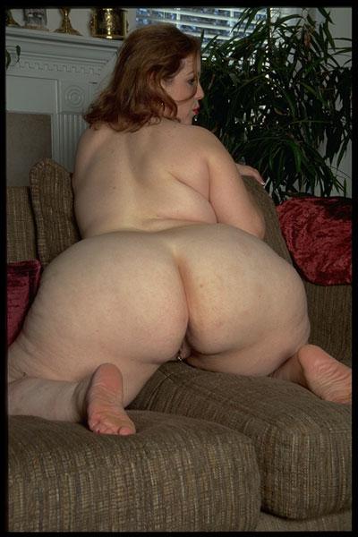ass Naked women fat