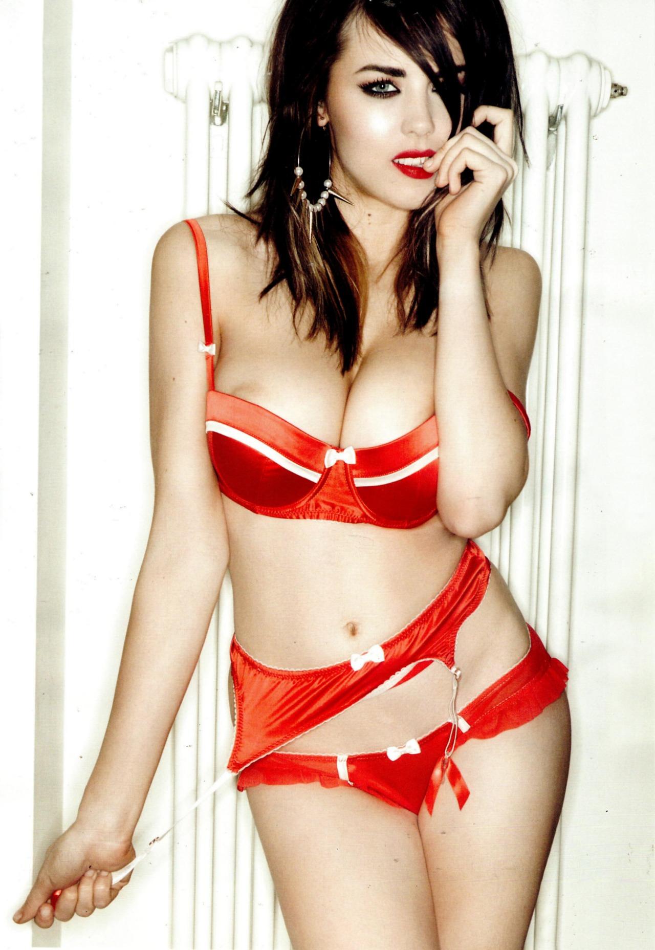 colby nude pics cushman Danielle