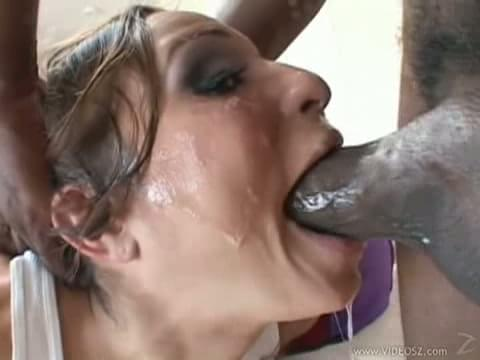 porn Deepthroat amber rayne