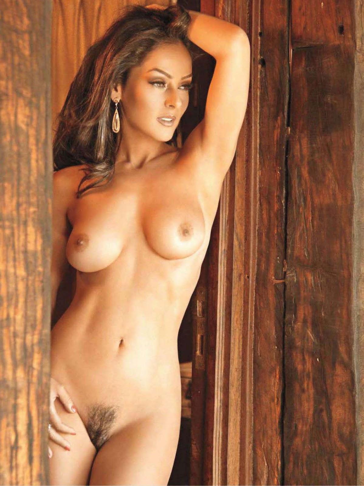 garcia hairy Andrea nude