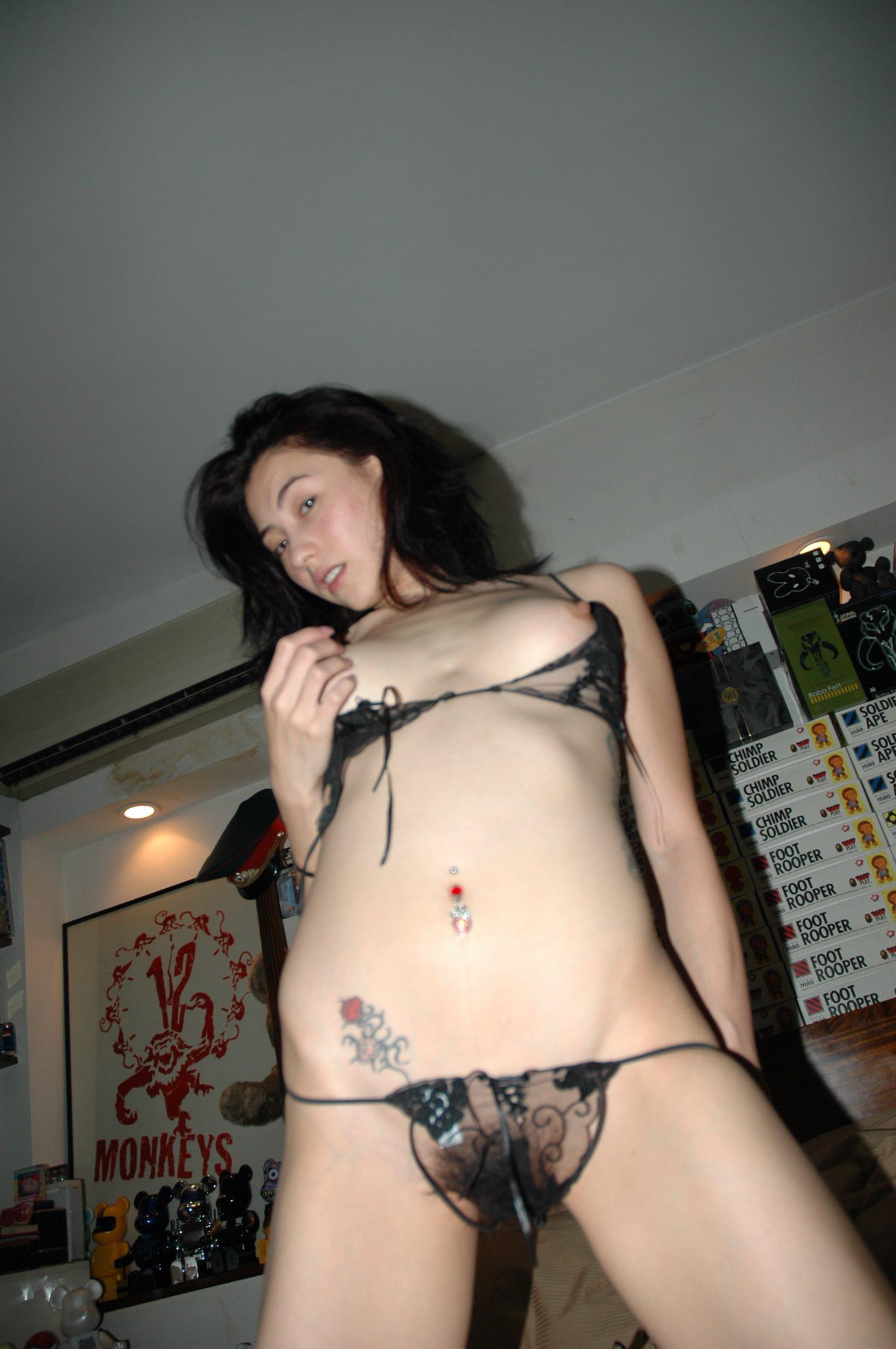 pak nude Cheung chi