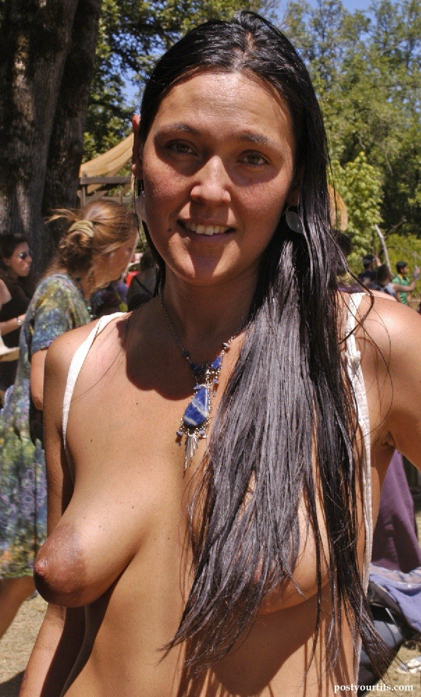 Native american indian milf