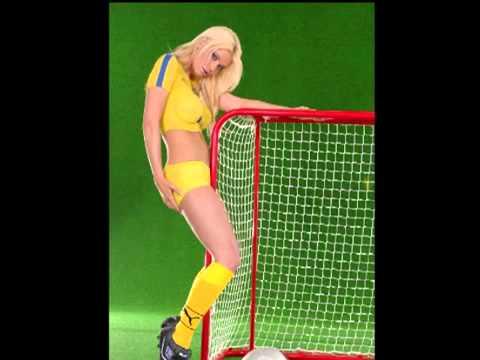 soccer Naked players swedish