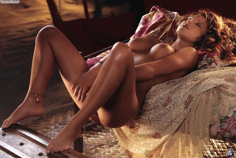 vanessa gleason nude Playboy